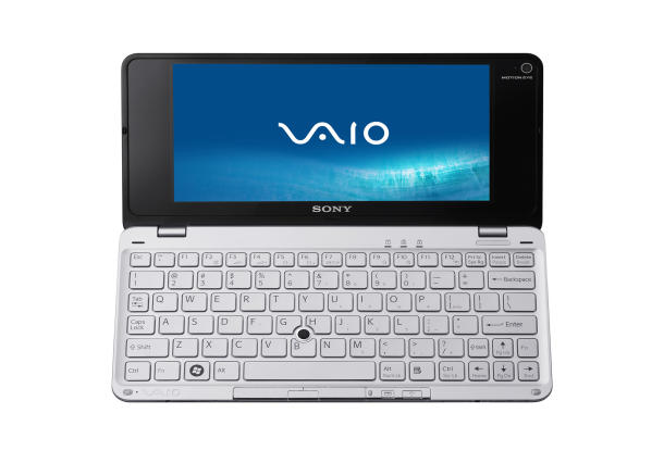 Sony Vaio VGN -P610T