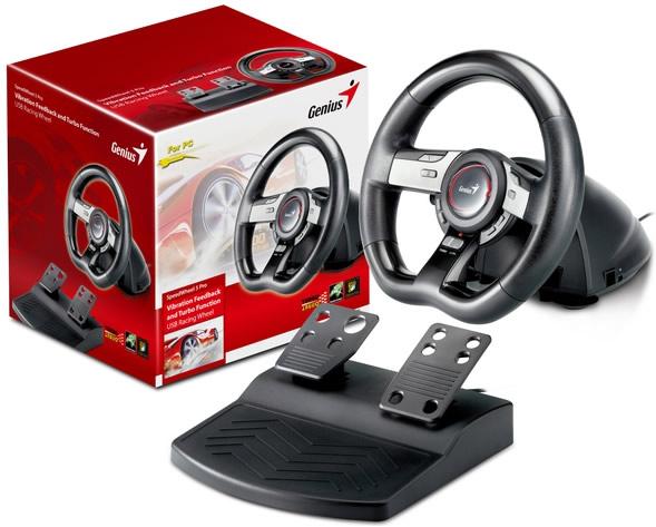 Caja Original del Producto - Genius Speed Wheel 5 Pro