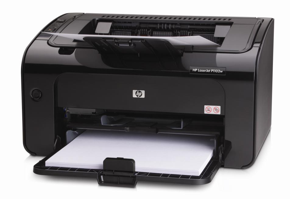 Hewlett Packard LaserJet P1102W