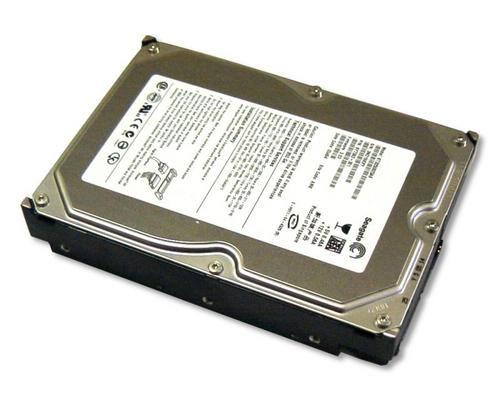 Apariencia del Disco Duro - Seagate 160GB IDE