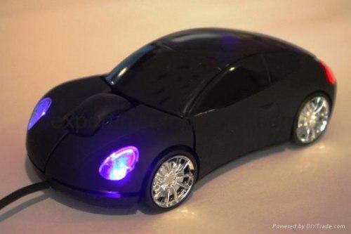Mouse Carro