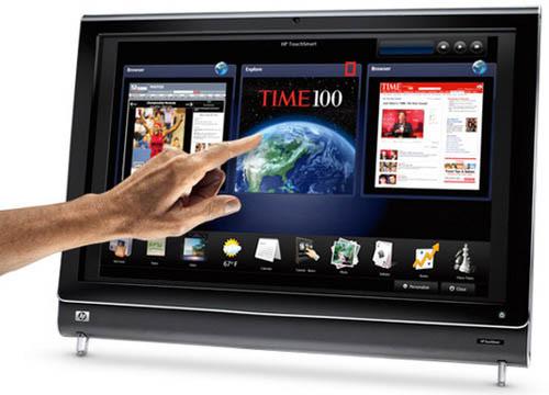 Hewlett Packard TOUCH SMART 300 1000
