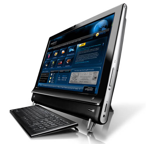 Hewlett Packard TOUCH SMART 300 1000