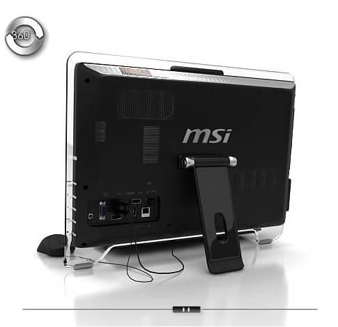msi - MSI WIND TOP AE 2220