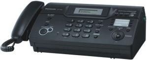 Apariencia del Fax