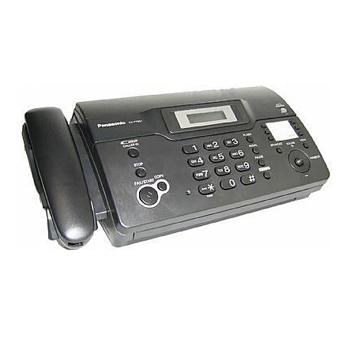 Forma del Fax Panasonic - Panasonic KX-FT981