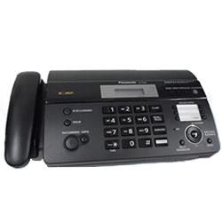 Forma del Fax - Panasonic KX-FT987