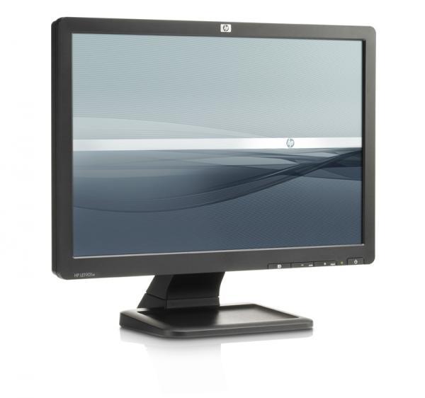 Lateral - Hewlett Packard Monitor LCD 19 Pulgadas Tipo A