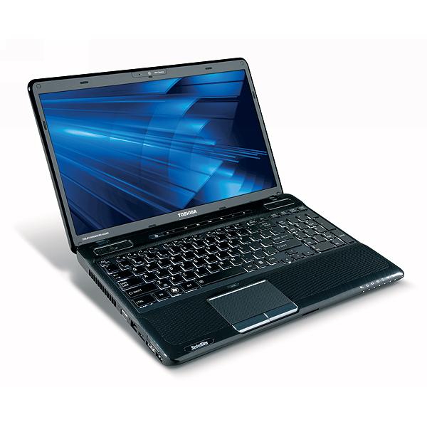 Toshiba 3D Vista Lateral - Toshiba SATELLITE A665-3DV