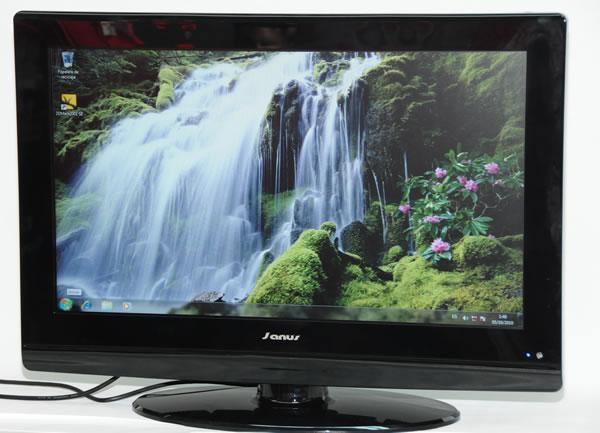 MONIOTR JANUS DE 26 PULGADAS - Janus Televisor- Monitor 26 Pulgadas
