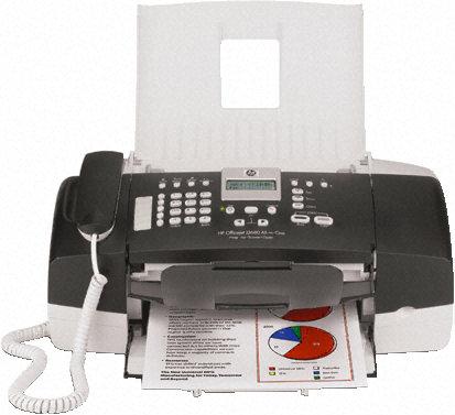 Hewlett Packard J3680 con Fax