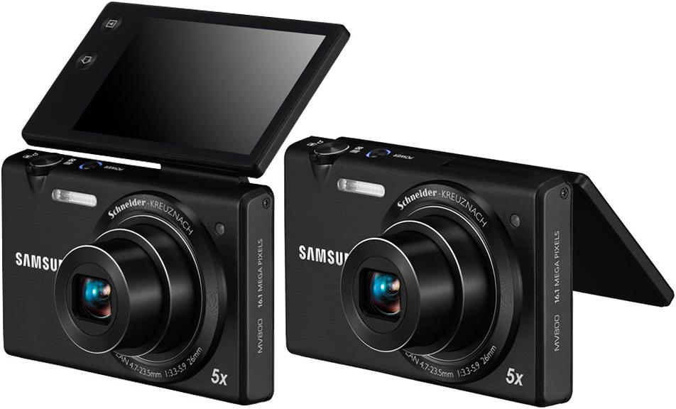 Samsung CAMARA SAMSUNG MV800