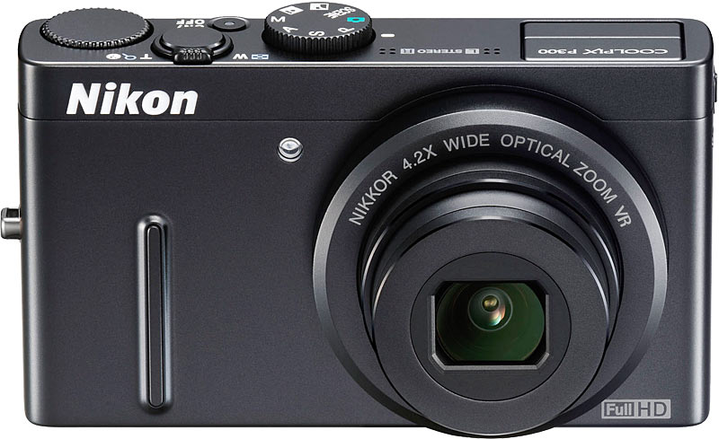 NIKON COOLPIX P300 12MP  FULL HD