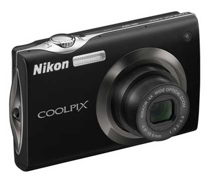 NIKON COOLPIX S4000 12MP  TOUCH