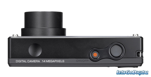 PENTAX OPTIO RS1000 PERSONALIZABLE 14MP