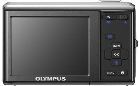 OLYMPUS FE-47 SILVER 14MP