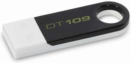 Kingston DT 109 Negra 16 GB