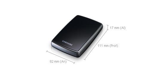 Samsung Disco Duro Externo 500 GB