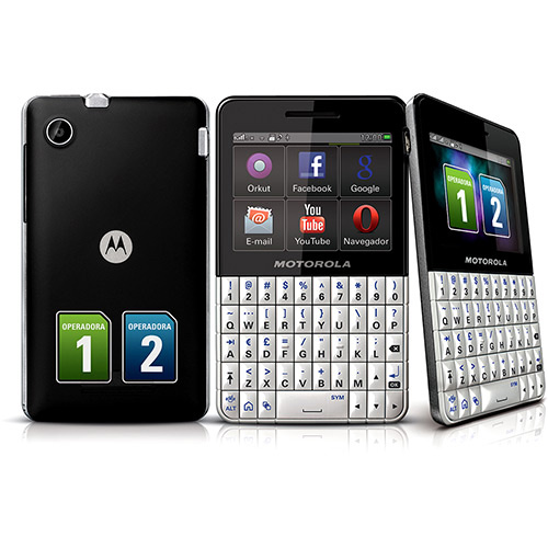 Motorola Ex 119 Doble Sim Card