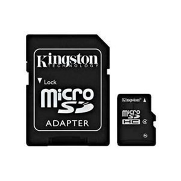 Kingston Memoria Micro SD 8gb