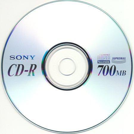 Sony CD-R x 50 unidades