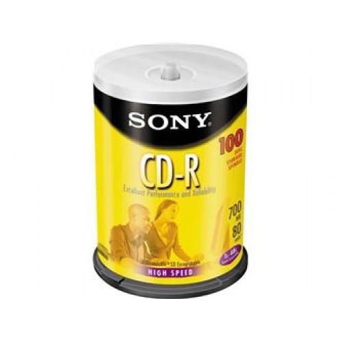 Sony CD-R x 100 unidades
