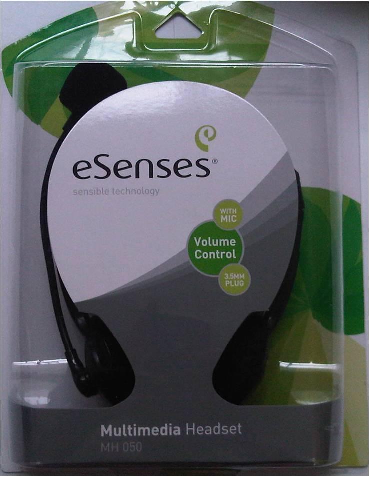 eSenses Diadema MH 050