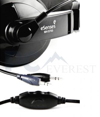eSenses Diadema MH 5700