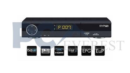 MPEG4 DVB -T2 SILVERMAX