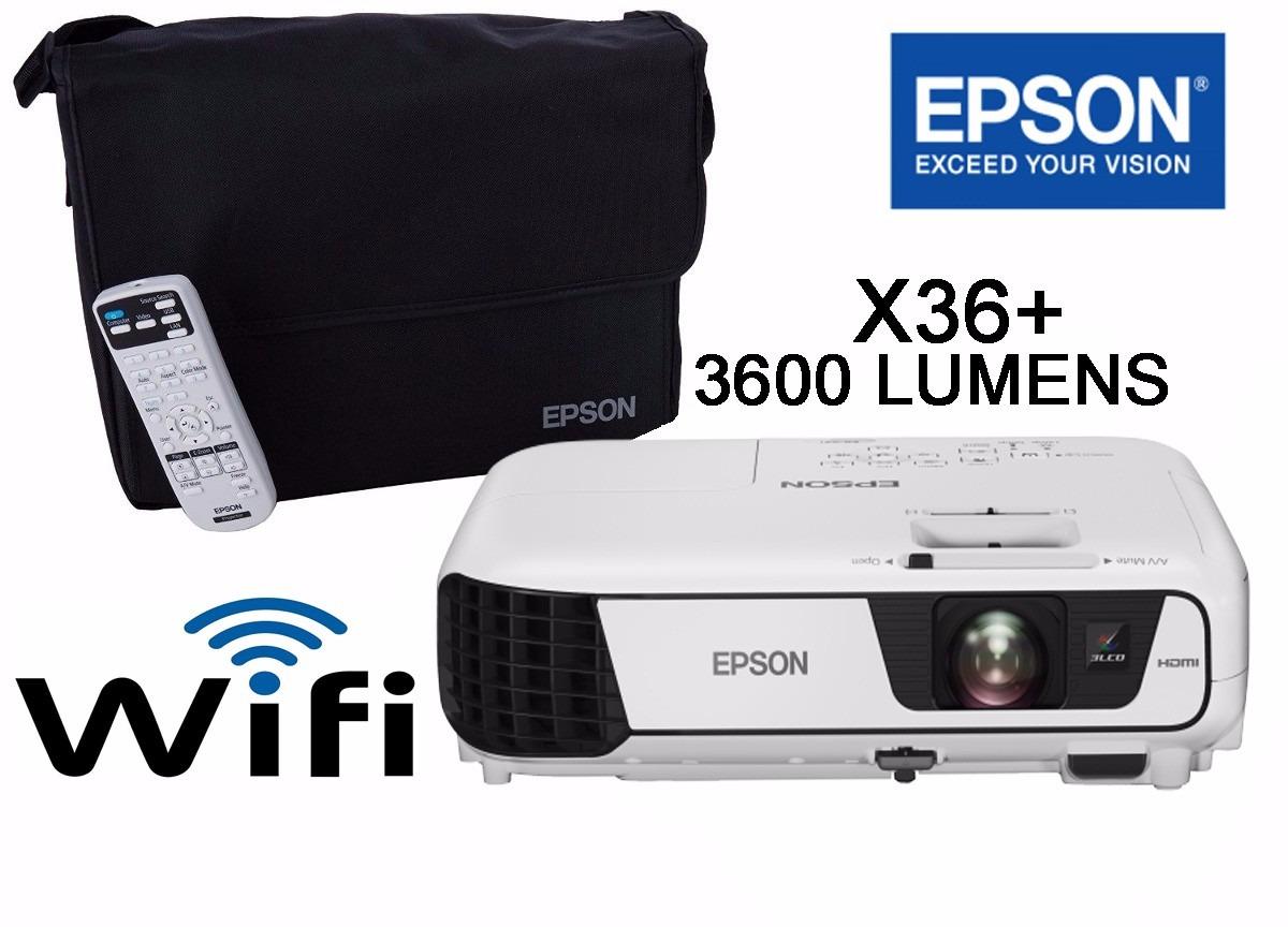 Epson Proyector X36