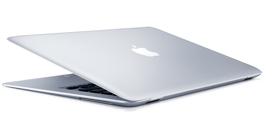 Vista Posterior - Apple MacBook Air