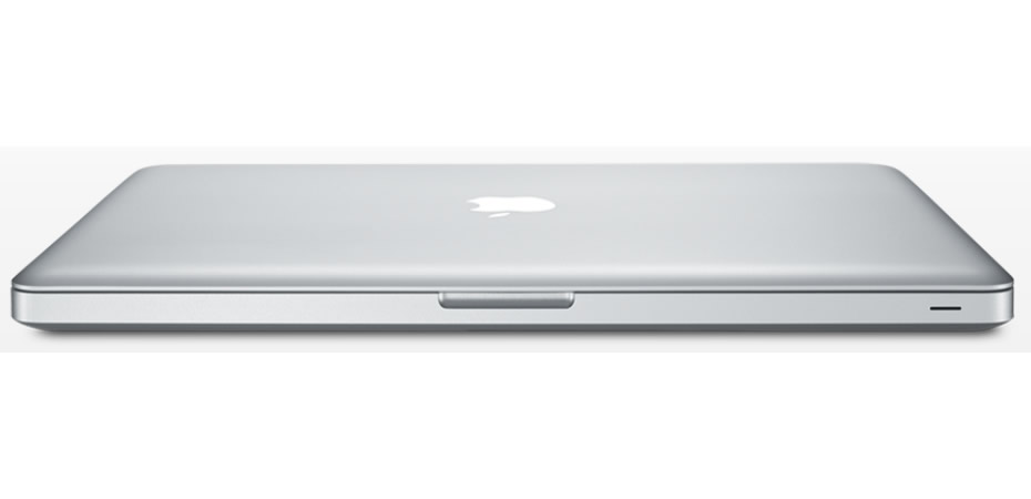 Vista Superior Pantalla - MacBook Pro Unibody