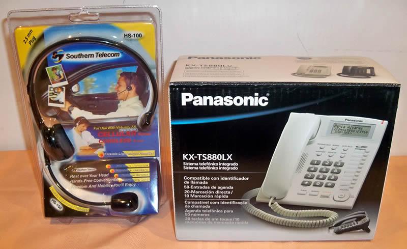 Caja Original Empaque - Panasonic