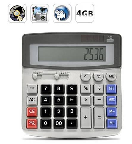 Calculadora Espia