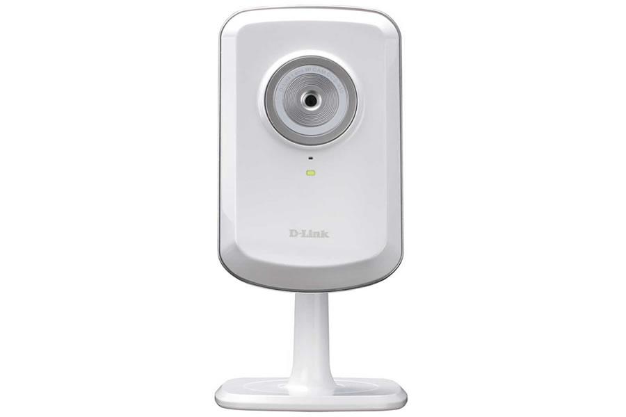 Cámara de Seguridad IP D-Link