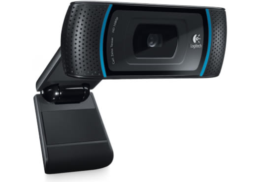 WebCam Marca Logitech - Logitech C910 Full HD
