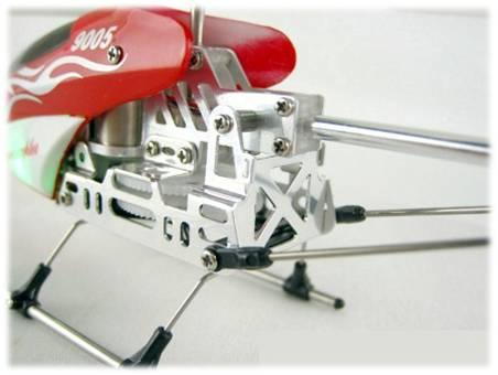 Componentes Internos -   Helicóptero a Control Remoto