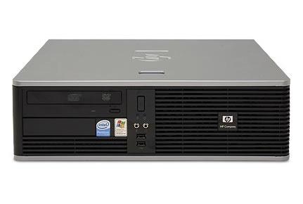 PC Usado Hewlett Packard - Hewlett Packard DC 5700