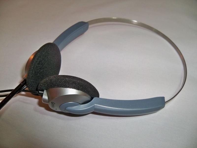 Conector RJ11 - Genius Diadema Telefónica con Conector RJ11