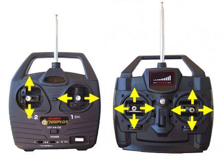Control Remoto -   Helicóptero a Control Remoto