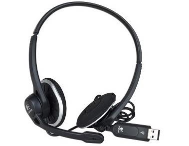 Diadema USB Logitech H330