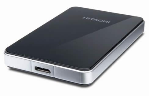 Disco Externo Marca Hitachi