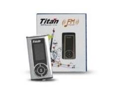 Empaque Original - Titan Reproductor Transmisor FM 4GB