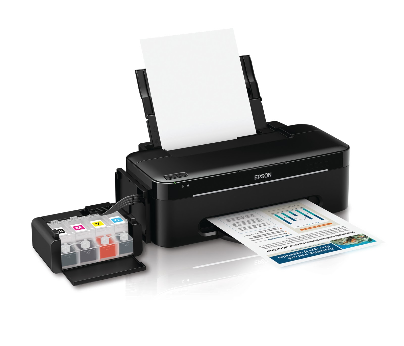 Impresora Epson L200 - Epson L200 con Tinta Continua Original