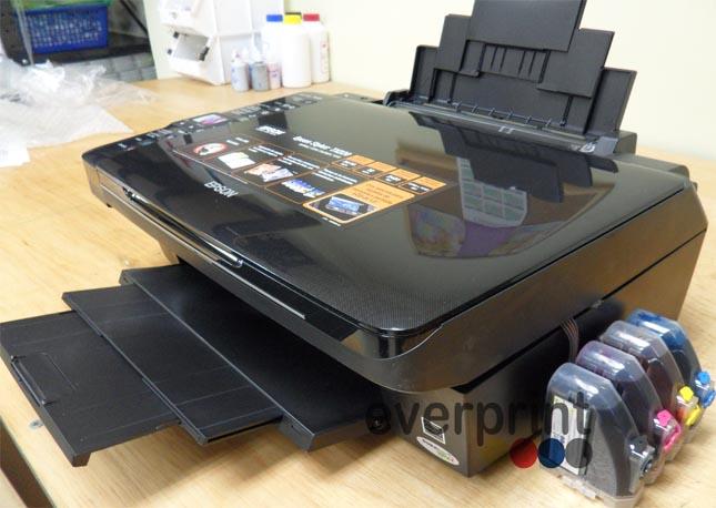 Sistema De Tinta Cont 237 Nua Epson Tx220