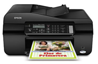 Manual Impresora Epson Tx320f