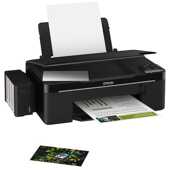 Escaner Tamaño Carta - Epson L200 con Tinta Continua Original