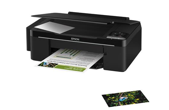 Fotocopia Tamaño Carta - Epson L200 con Tinta Continua Original