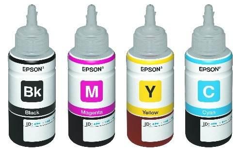 Frascos de Tinta a $19.000 - Epson L200 con Tinta Continua Original
