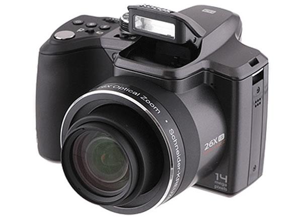 Lente - Kodak EasyShare Z981